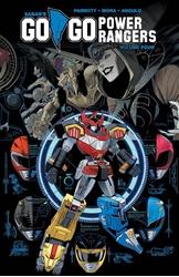 Picture of Go Go Power Rangers Vol 04 SC
