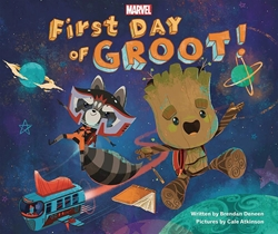 Picture of First Day of Groot HC Picture Book
