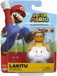 "Picture of World of Nintendo Lakitu 4"" Figure"