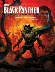 Picture of Black Panther HC Illustrated History of a King