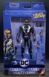 Picture of DC Multiverse Black Lightning Figure