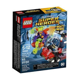 Picture of LEGO DC Super Heroes Mighty Micros Batman vs Killer Moth