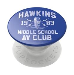 Picture of Stranger Things Hawkins AV Club PopSocket PopGrip