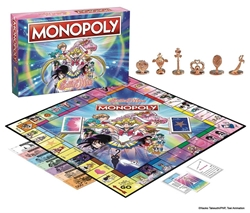 Picture of Sailor Moon Monopoly Board Game
