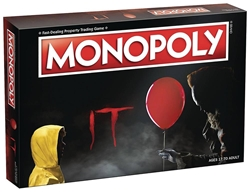 Picture of IT Movie Monopoly Board Game