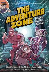 Picture of Adventure Zone Vol 01 SC Murder on Rockport