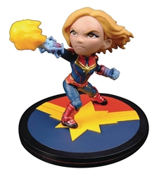 Picture of Captain Marvel Q-Fig Diorama