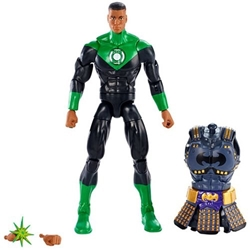 Picture of DC Multiverse John Stewart Green Lantern Figure