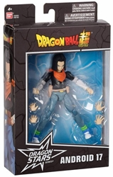 Picture of Dragon Ball Super Stars Android 17 Figure