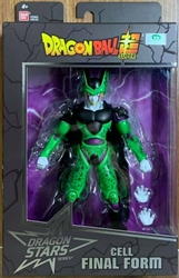 Picture of Dragon Ball Super Stars Cell Final Form Figure