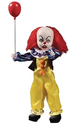 Picture of Living Dead Dolls It 1990 Pennywise Doll
