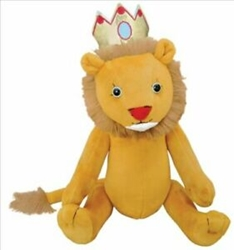 "Picture of Henry and Leo the Lion 15"" Plush"