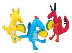 Picture of Dragons Love Tacos Mini Plush Set