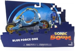 Picture of Sonic the Hegehog Blue Force One Action Figure