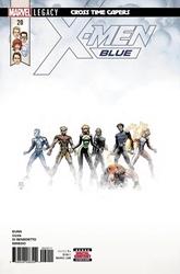 Picture of X-Men Blue #20