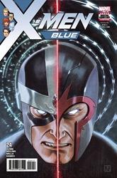 Picture of X-Men Blue #24