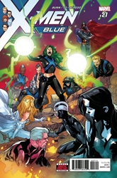 Picture of X-Men Blue #27