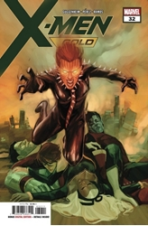 Picture of X-Men Gold (2017) #32