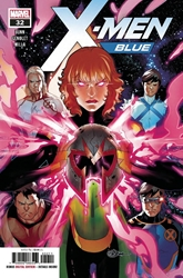 Picture of X-Men Blue #32