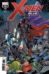 Picture of X-Men Blue #34