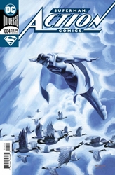Picture of Action Comics #1004 Foil Cover