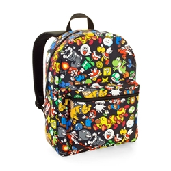 Picture of Super Mario All Over Print Backpack