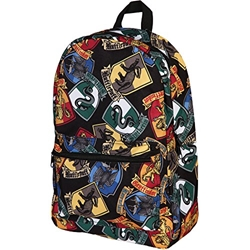 Picture of Harry Potter House Crests Backpack