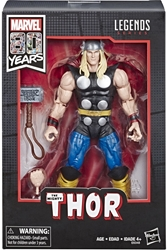 """Picture of Marvel Legends Thor 80th Anniversary 6"""" Action Figure"""