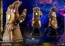 Picture of Marvel Avengers Endgame Infinity Gauntlet 1/4 Scale Hot Toy