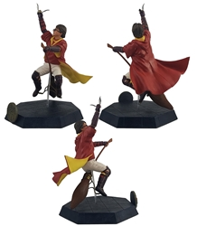 Picture of Harry Potter in Quidditch Uniform PVC Figure