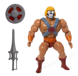 Picture of Masters of the Universe Robot He-Man Vintage Collection Action Figure