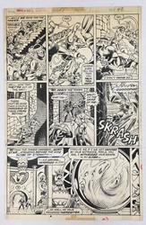 Picture of Master Of Kung Fu Annual #1 Page 42