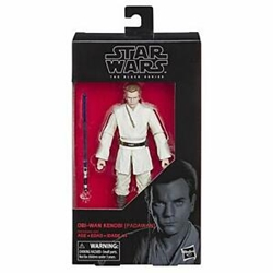 """Picture of Star Wars Obi-Wan Kenobi Padawan Black Series 6"""" Figure"""