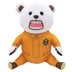 Picture of One Piece Bepo Rumbling Plush Figure