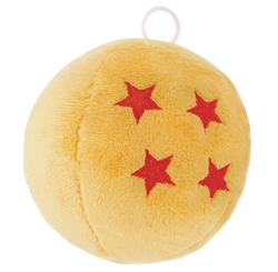 Picture of Dragon Ball Z 4 Star Vibrating Plush