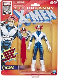 Picture of X-Men Cyclops Retro Marvel Legends Figure