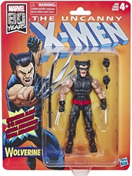 Picture of X-Men Wolverine Retro Marvel Legends Figure