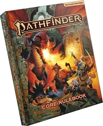 Picture of Pathfinder RPG 2nd Edition HC