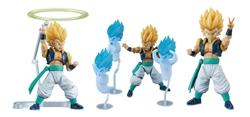 Picture of Dragon Ball Z Super Saiyan Gotenks Model Kit