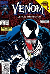 """Picture of Venom Lethal Protector Part 1 24""""x36"""" Poster"""
