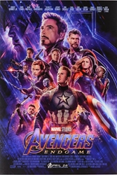 "Picture of Avengers Endgame 24""x36"" Poster"
