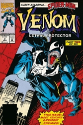 """Picture of Venom Lethal Protector Part 2 24""""x36"""" Poster"""