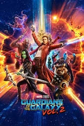 "Picture of Guardians of the Galaxy Vol 2 24""x36"" Poster"