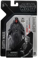 Picture of Star Wars Black Greatest Hits Darth Maul Figure