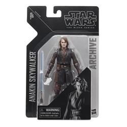 Picture of Star Wars Black Greatest Hits Anakin Skywalker Figure