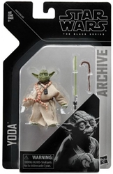 Picture of Star Wars Black Greatest Hits Yoda