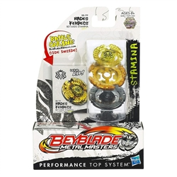 Picture of Beyblade Metal Masters Hades Kerbecs Single Pack 2011