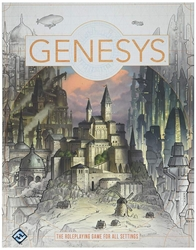 Picture of Genesys RPG Core Rulebook HC