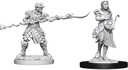 Picture of Dungeons and Dragons Nolzur's Marvelous Miniatures Yaun-Ti Purebloods
