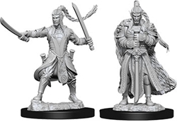 Picture of Dungeons and Dragons Nolzur's Marvelous Miniatures Male Elf Paladin